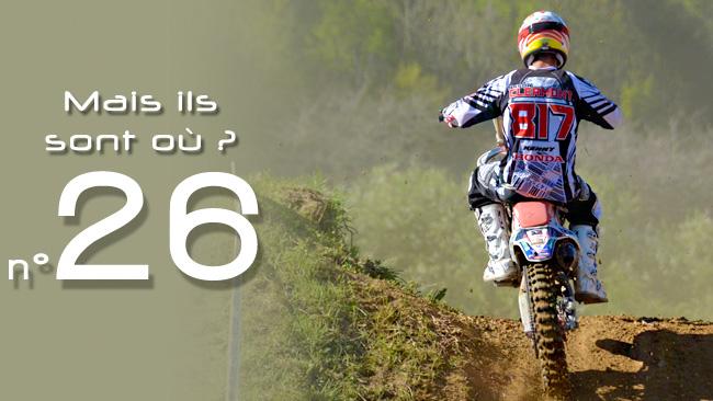 Jason Clermont, 4ème du Championnat de France Elite MX2 !
