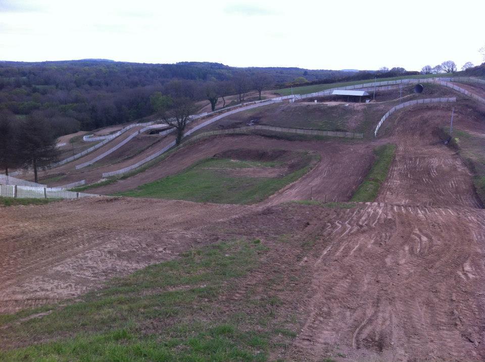 Le circuit de Manu Bajul est un endroit magnifique pour le sport TT en Bretagne. Photo Facebook