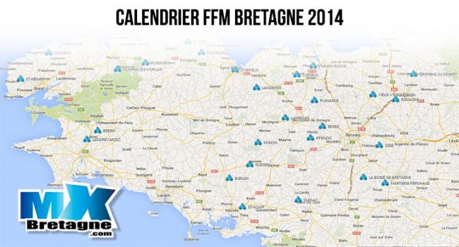 CALENDRIER MOTOCROSS FFM 2014