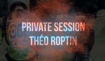 PRIVATE SESSION: Théo ROPTIN – Supercross 2014