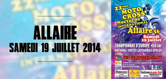 ALLAIRE 2014: 22ème édition