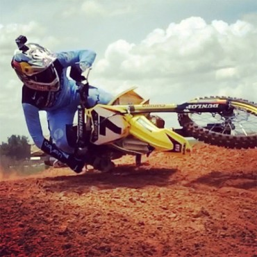 James Stewart scrub