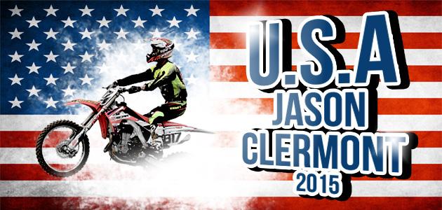 SX US 2015: Tous avec Jason Clermont