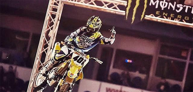 SX SLOVAQUIE: Charles Lefrançois s'impose !