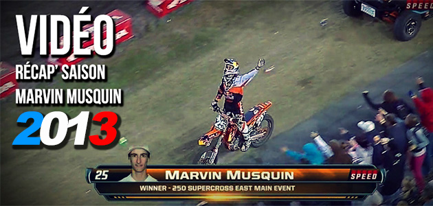 VIDEO SX US: Marvin Musquin en 2013