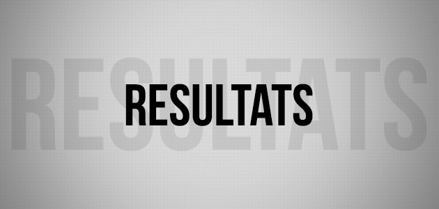 JUNIORS: Les résultats de Romagné