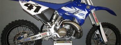 MOTO DU JOUR: Yamaha 250 YZ 2015