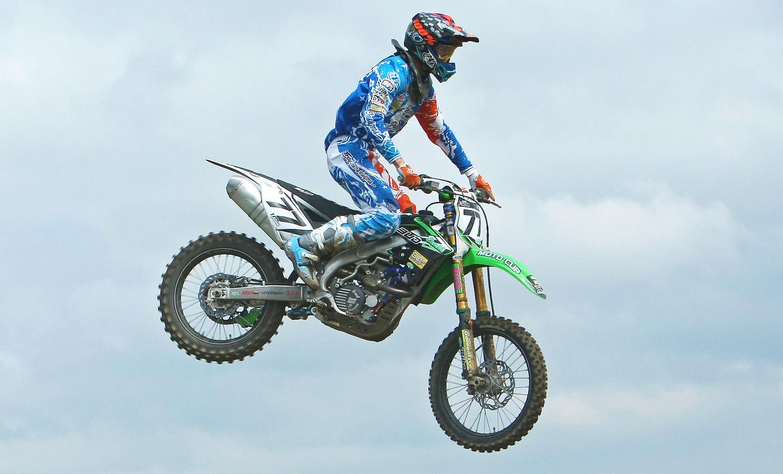 David Adam mène la catégorie reine du Championnat de Bretagne. Photo Jean-Jacques Le Vergos
