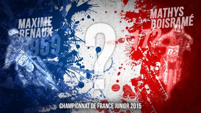 JUNIOR: Le dernier duel Boisramé/Renaux ce week-end