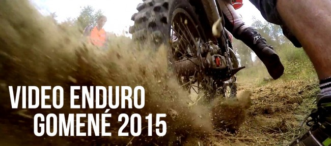 VIDEO: Enduro Gomené 2015 «Hill Climbing Session»
