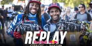 REPLAY: Revivez le Red Bull Straight Rhythm 2015