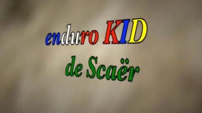 VIDEO: Enduro Kid de Scaer 2015