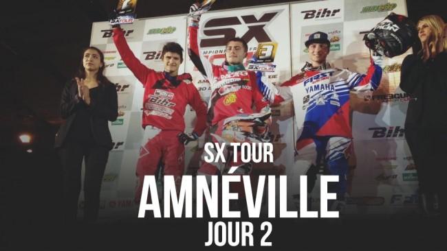 SX TOUR: Amnéville jour 2