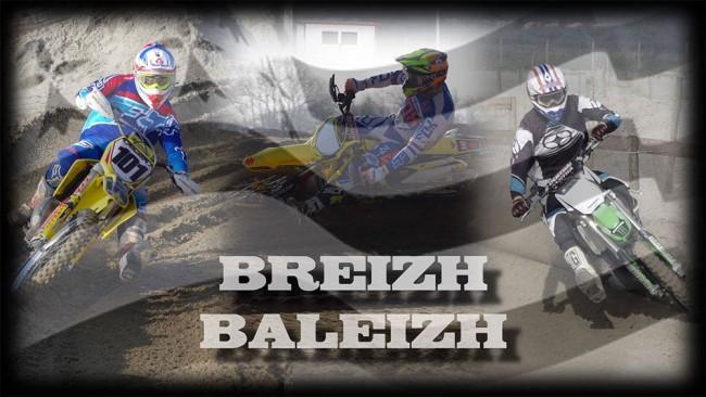 L'équipe «Breizh Baleizh se lance dans l'Enduropale