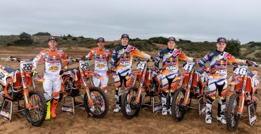 KTM MXGP and MX2 2016 – SHOOTING THE STARS
