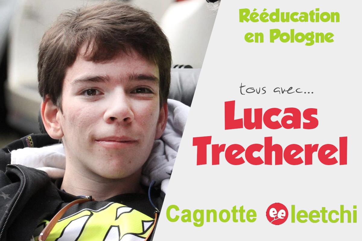 Cagnotte Lucas Trecherel