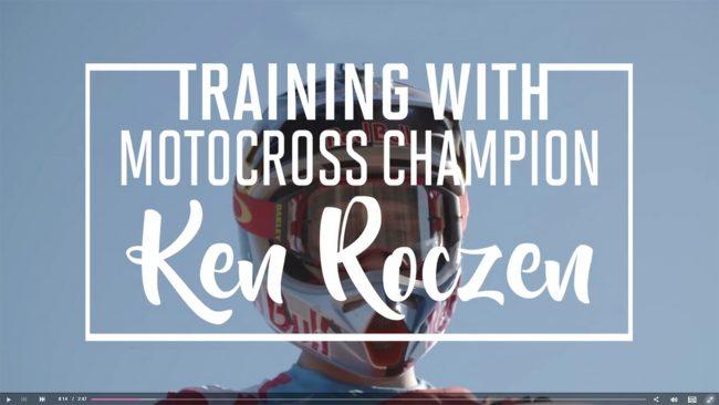 La préparation physique de Ken Roczen