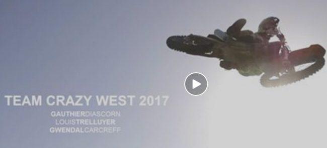 VIDEO: L'équipe Crazy West se présente !