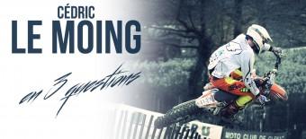 Cédric Le Moing: «Une ancienne blessure»