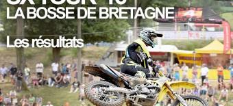 SX TOUR '16: Les résultats de La Bosse de Bretagne