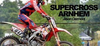 SX EUROPE ARNHEM '16: La reprise pour Jason Clermont