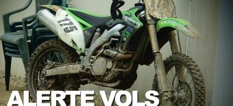 (RAPPEL) VOLS: 6 motos volées secteur VannesAuray