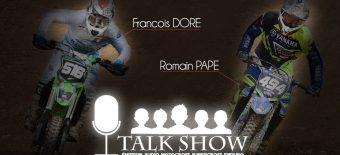 TALK SHOW: Émission live jeudi 30 mars 21h00