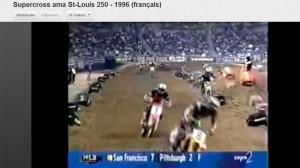 REVIVAL: Supercross U.S St-Louis 1996 en Français