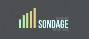 SONDAGE: Résultats «Votre site préféré»
