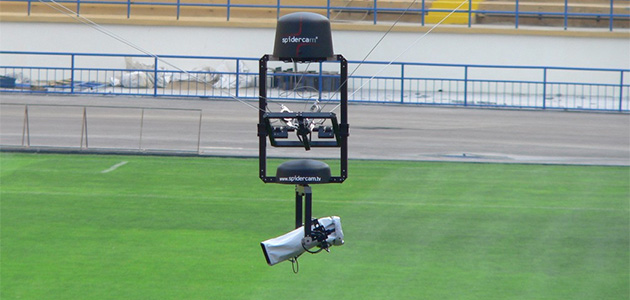 SX US 2015: La Spidercam débarque