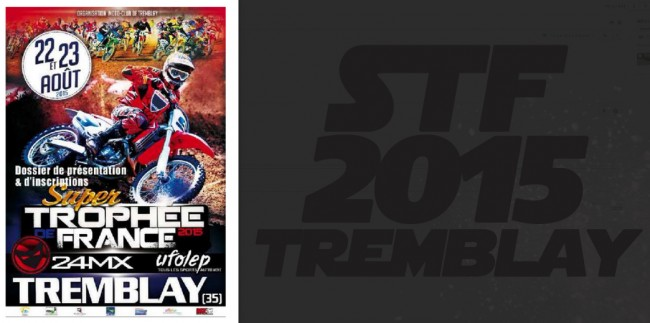 STF TREMBLAY 2015: Les infos