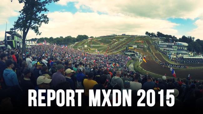 REPORT: MXDN 2015