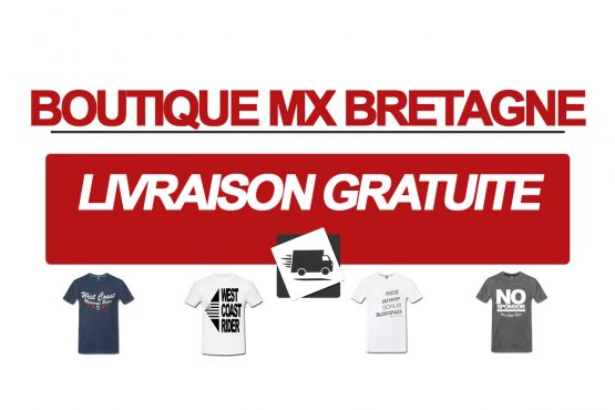 BOUTIQUE MXB: Livraison gratuite jusqu'au 19 août !