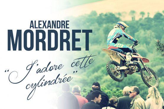 125cc '16: Alex Mordret «J'adore cette cylindrée»