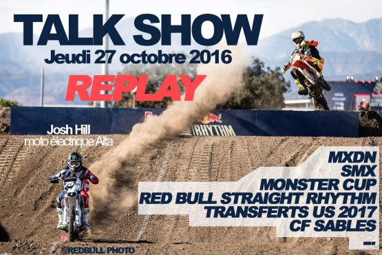 TALK SHOW: Replay du 27 octobre 2016