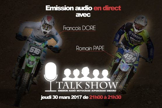 TALK SHOW: Émission jeudi 30 mars en replay