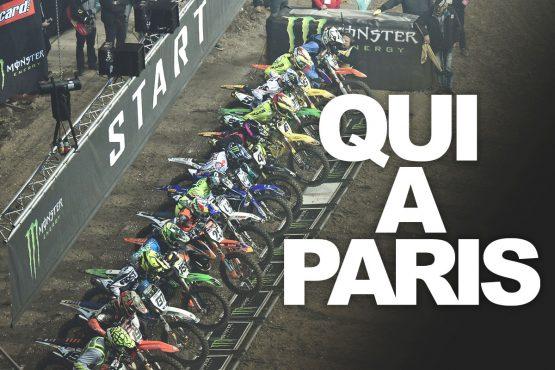 SX PARIS 2017: Il y aura qui derrière la grille ?